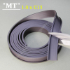 C 15x1 mm Rubber magnet C-shaped Magnetic shelf label rolled Flexible magnet