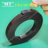 tesa 10x2.2mm Magnetic adhesive strip tesa Strong magnetic strip sticky Strong adhesive magnet