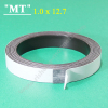 634 12.7x1.1mm flexible magnets 634 Magnetic stripe sticky Magnetic striping