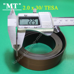 tesa 30x2.2mm rolled Best magnetic tape