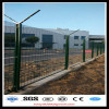 PVC Coated Welded Wire Mesh Bending Fence