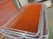 1.2M High Visibility Orange Construction Fence Panel for New Zealand