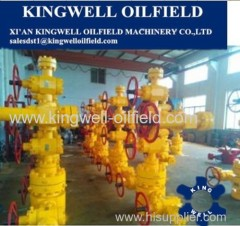High Quality Oil Wellhead Equipment Christmas Tree/X-Tree