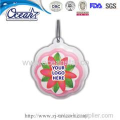 Flower Spray Car Hanging Gel Air Freshener Portable Promotional Counters