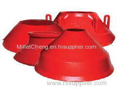 Metso Nordberg IC50 GP Cone Crushers Parts manufacturer from
