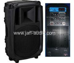 Speaker profesional plastico activo / pasivo