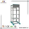 4 post aluminum-alloy open rack