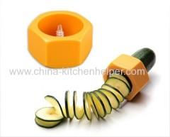 Spiral Slicer Ideal for Cucumbers and Zucchini
