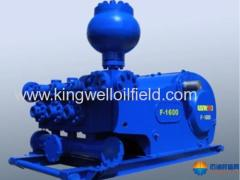 Bomco F-1600 Drilling Triplex Mud Pump