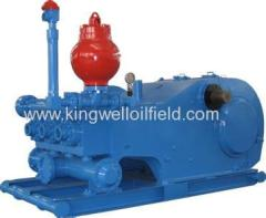 Drilling Mud Pump used in Drilling Rig