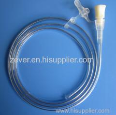 TPU disposable enteral feeding tube