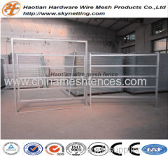 heavy duty pipe frame goat fence livestock fence cattle fence horse fence