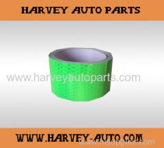 Green PVC 5cm Reflective Tape