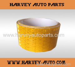 PVC Reflective tape For Truck with small square
