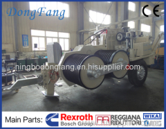 40 Ton Hydraulic Puller Machine for Overhead Line Conductor Stringing