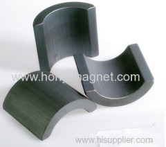 Various Sizes Ferrite Tile magnet