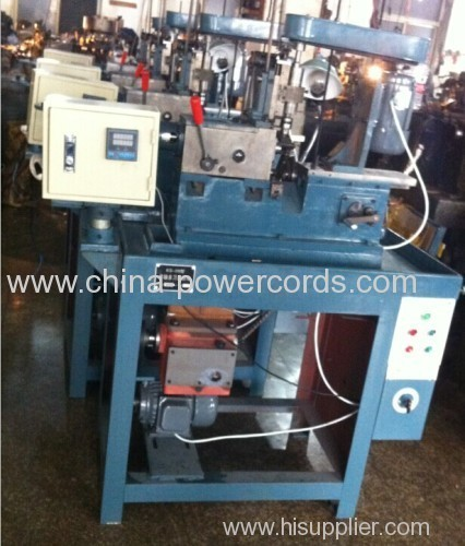 Machine for hole making