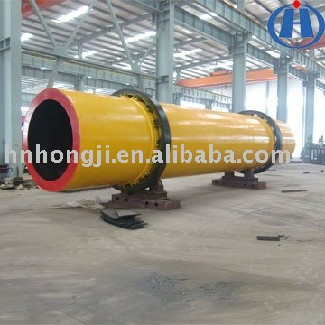 Indirect Rotary Dryer for heat materials