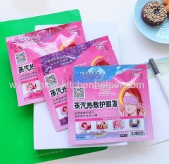 Variety shape and size disposable eye masks