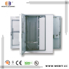 19 inch IP55 Outdoor Cabinet with 4 rooms