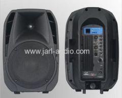 Alto poder 300RMS de speaker plastico /stage speaker