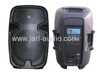 15'' digital amplificador speaker plastico preofesional /PA speaker sistema clase D speaker medelo