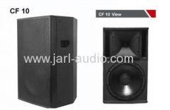400W Speaker de madera de gama completa 2 Way 10''