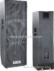 Doble 15'' 3-vias speaker de manera con crossover filtro pasivo