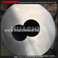SJSZ 65/132 conical twin screw barrel