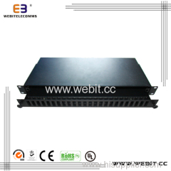 24 way patch panel,duplex slot