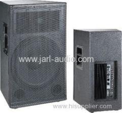 4 Ohm speaker de madera para plazo de entretenimiento