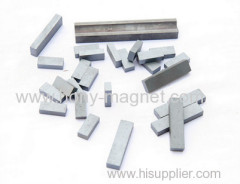 Sintered Large Sizes Bonded Ferrite Block Magnet Y30