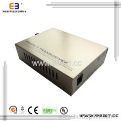 10 / 100M Fiber Media Converter