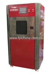 Sunlight Color Fastness Testing Machine