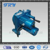 motorized damper actuator used in cement plant power plant
