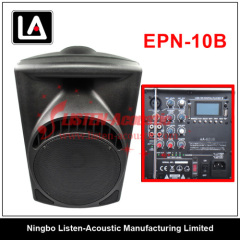 Portable Rechargeable Speaker with Mp3 and Bluetooth EPN 10B