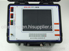 Hot Sale CT PT Analyzer