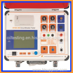 Hot Circuit Breaker Analyzer