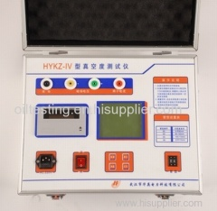 Vacuum Degree Tester with micro printer
