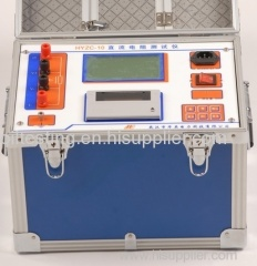 Winding Resistance Tester with high performance