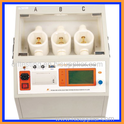 insulating oil BDV tester