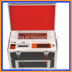 Insulating Oil Breakdown Tester