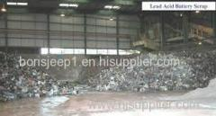 GRADE 'A' LEAD SCRAP AND BATTERIES SCRAP