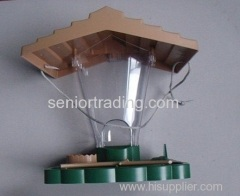 Automatic Bird Feeder Plastic Bird Bird Feeders