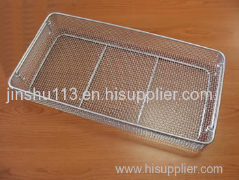 Stainless Steel Surgical Instrument Trays