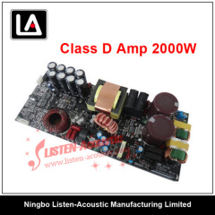 New Audio High Power Class D Power Amplifier Module