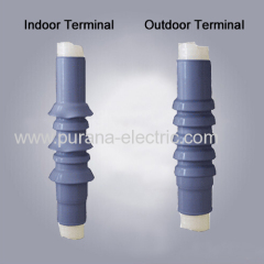 24kV Cold Shrinkable Cable Terminal