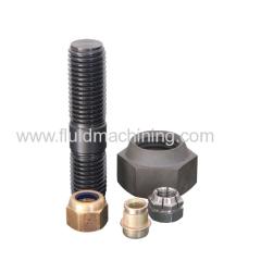 Custom ASTM Steel Bolts&Nuts&Stud
