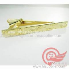 2014 new and luxury tie clips tie clasp tie pin and stick pin tie bars and breastpins as business gift manufacturer