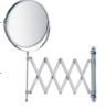 Double Side Mirror Chromed Plated Makeup Mirror